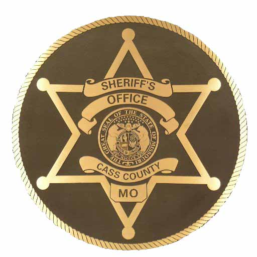 Cass County Sheriffs Office Patch